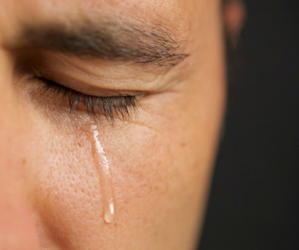 o homem pode e deve chorar